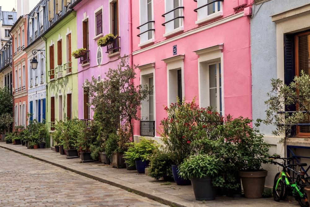 Les ruelles les plus pittoresques et dépaysantes de Paris