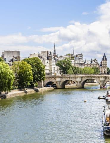 visite île cité Pont-Neuf Paris