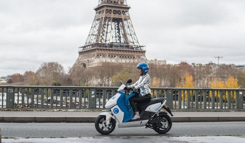 Cityscooter Paris