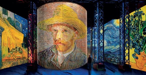 Atelier des Lumieres Van Gogh