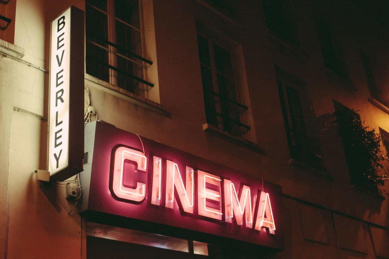 Le Beverley cinema X Paris