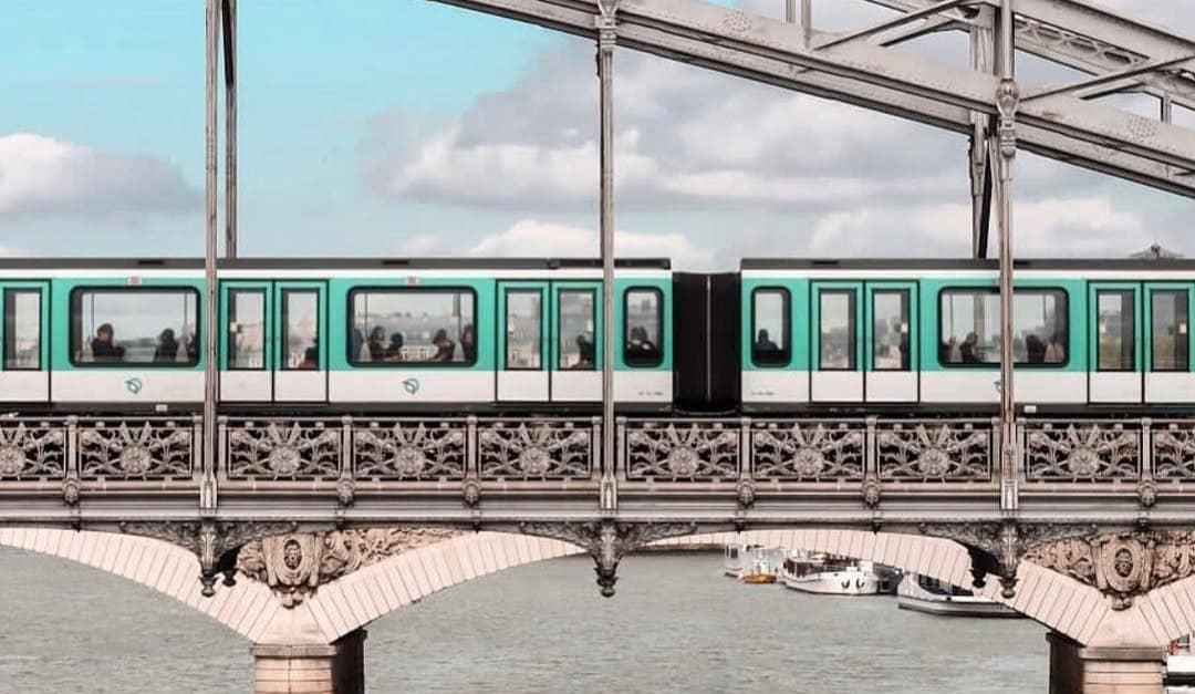 Metro Paris reconnaissance faciale