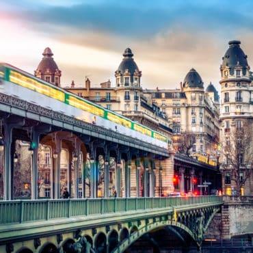 Paris nouveaux métros