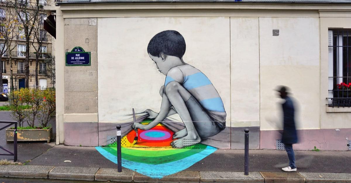 streetart paris montmartre visite