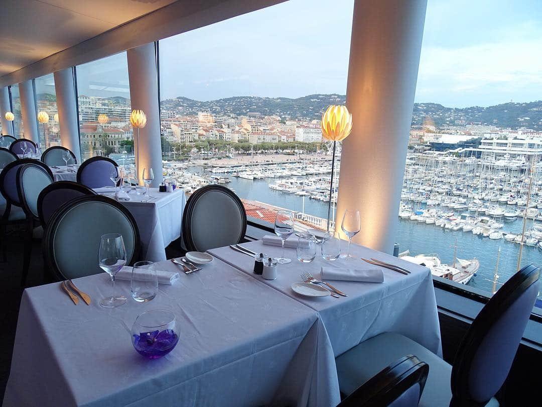 360° cannes palaces restaurant vivre paris