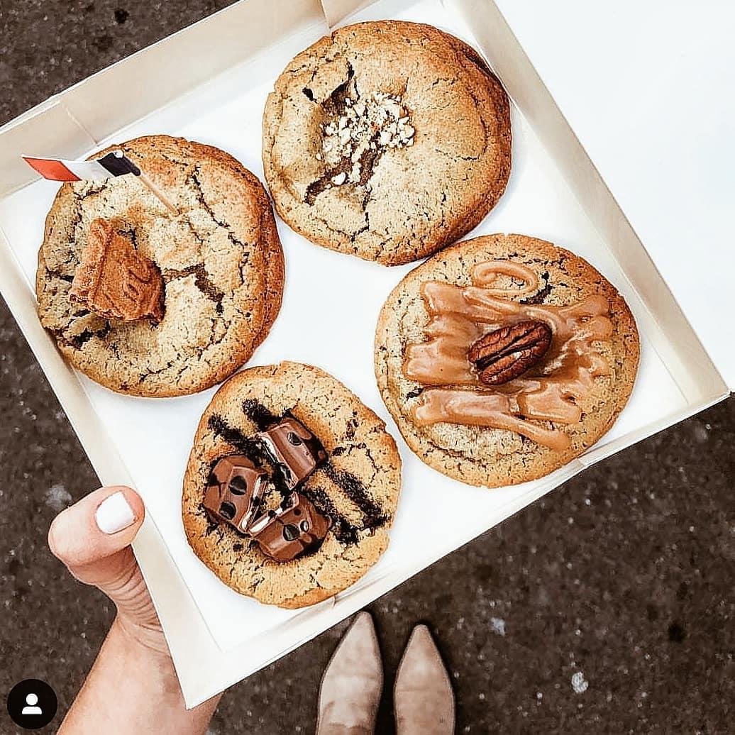 Maison Charlotte Busset Cannes cookie