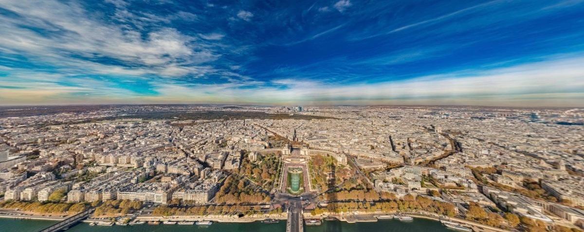 Jeffrey Martin photographie panoramique Paris