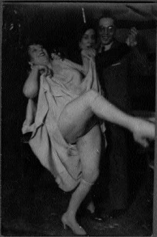 Kiki de Montparnasse danse Paris femme