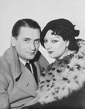 Kiki de Montparnasse et Andree Laroque 1932