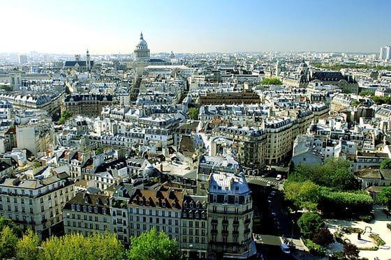 Montagne Sainte Genevieve Paris