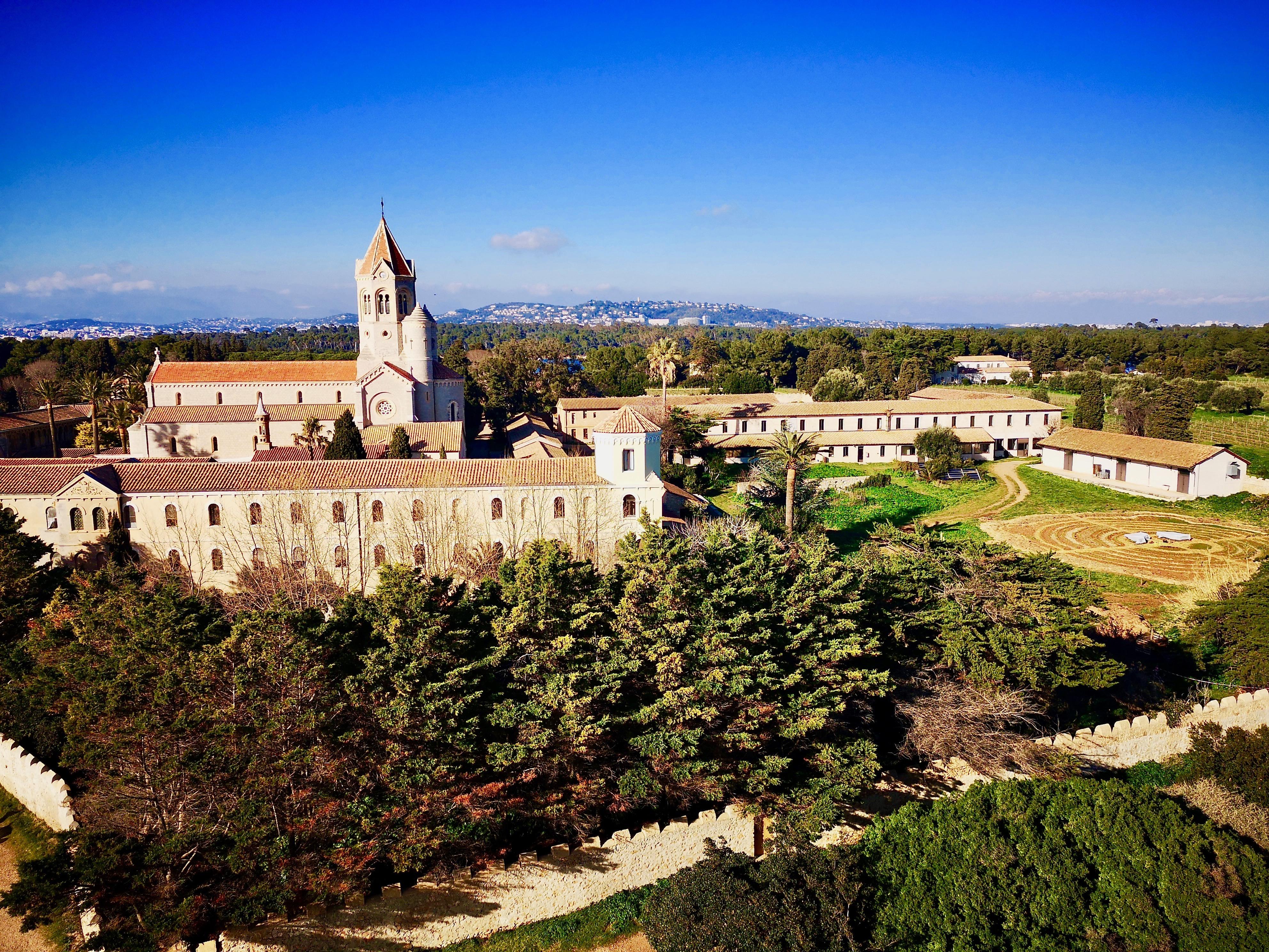 Abbaye de Lérins moine Cannes