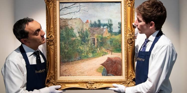 Paul Gauguin vente aux encheres Paris