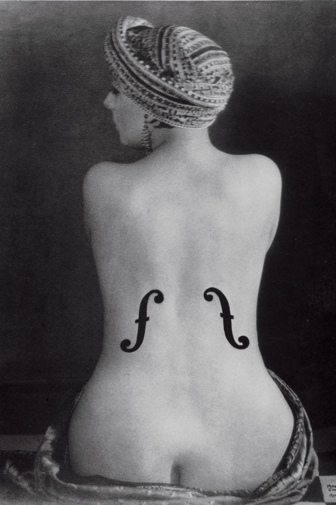 Le violon d'Ingres Kiki de Montparnasse