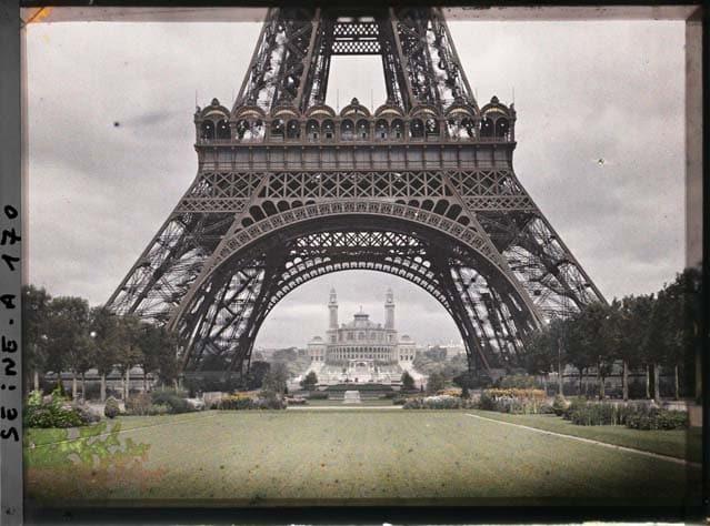 Paris 1900 photos en couleursParis 1900 photos en couleurs