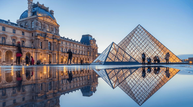 paris louvre record touristes