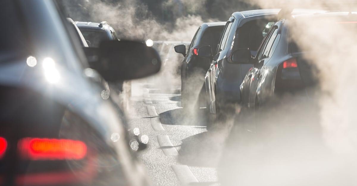 pollution air Paris enfants