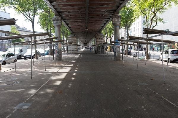 promenade verte Paris la chapelle potager