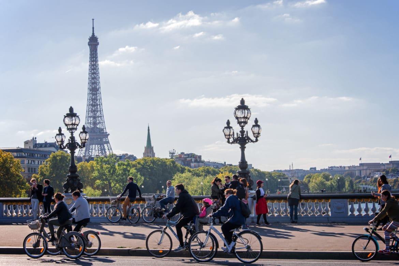 Vol de velos Paris