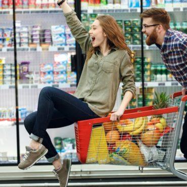 supermarket party