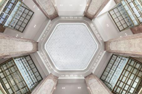 Galeries Lafayette ouverture Paris