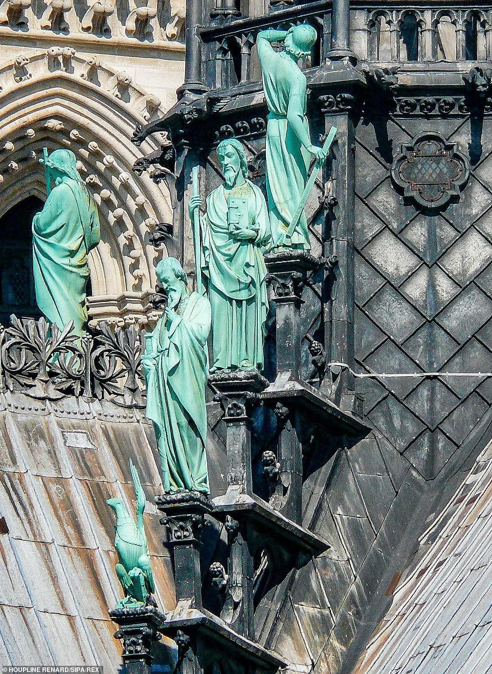 16 statutes Notre Dame