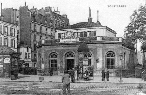 Montrouge-Ceinture gare patrimoine rehabilitation