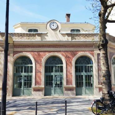 Ancienne gare de Montrouge-Ceinture Poinçon