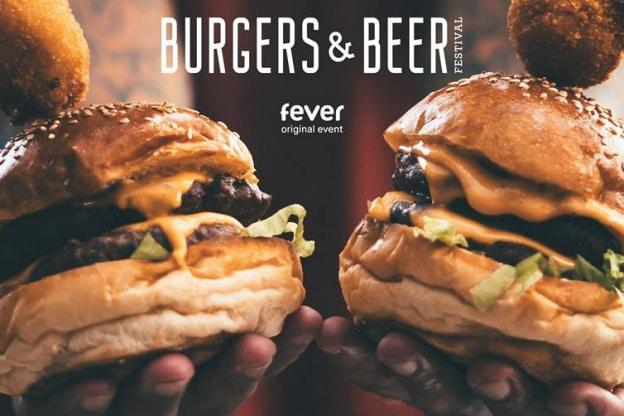 Burgers & Beer Festival Paris 13 avril 2019