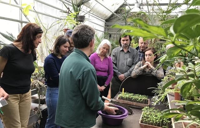 cours de jardinage gratuits Paris