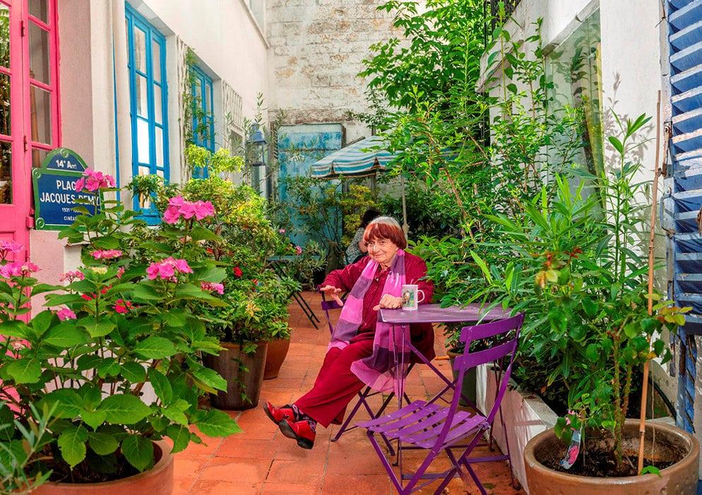 Agnes Varda Paris 14 eme