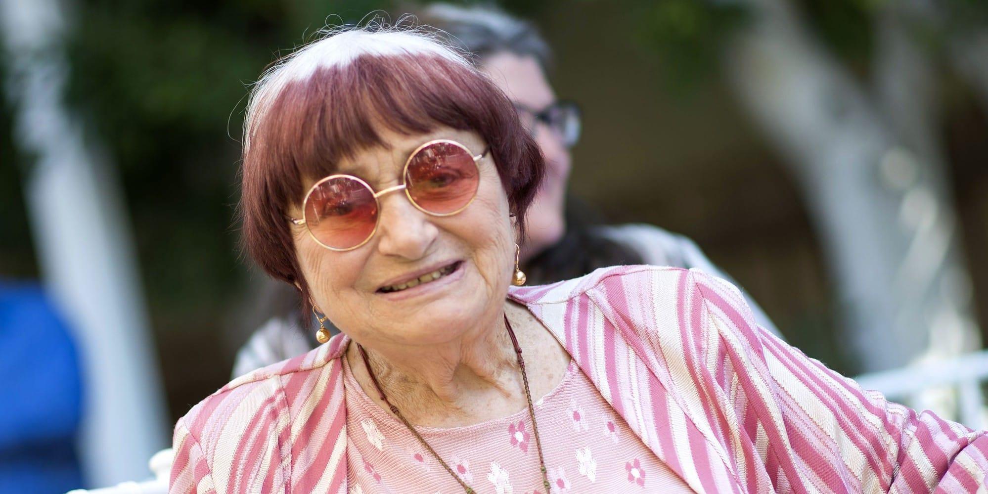 Agnes Varda vie Paris