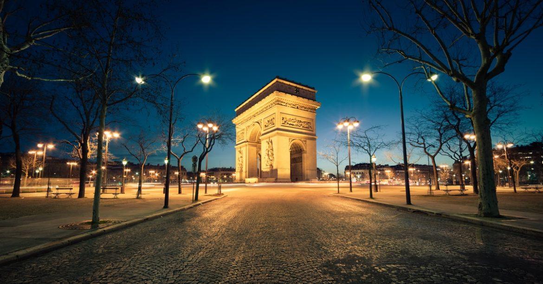 Arc de Triomphe 2020 Christo art