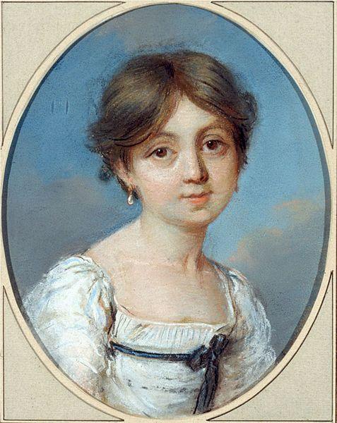 Aurore Dupin George Sand enfant