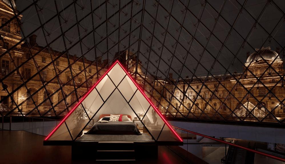 nuit au Louvre concours Paris