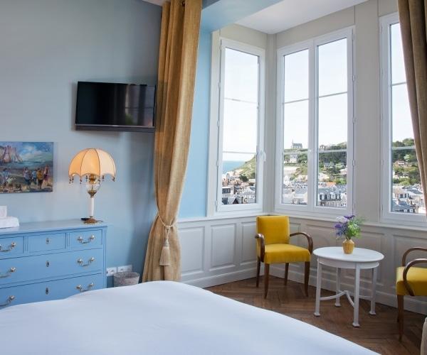 Etretat hotel romantique week end
