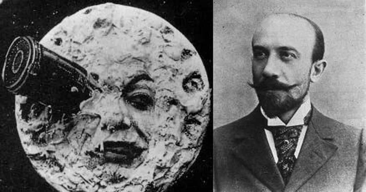 George Melies Le Voyage dans la lune cagnotte