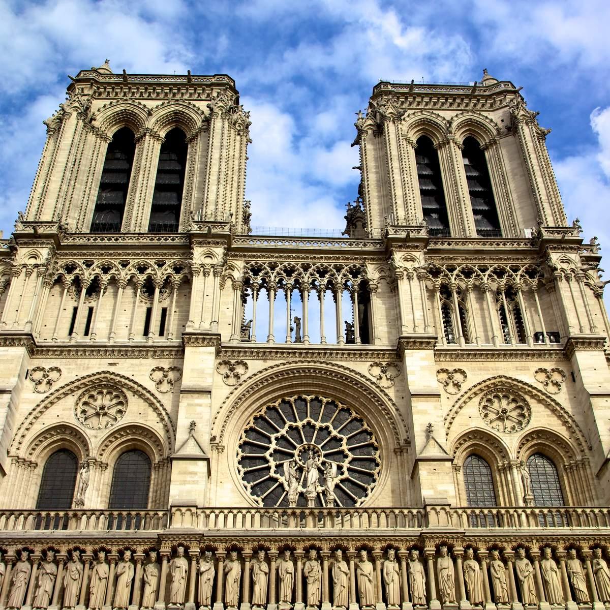 Notre Dame de Paris Lettre ouverte