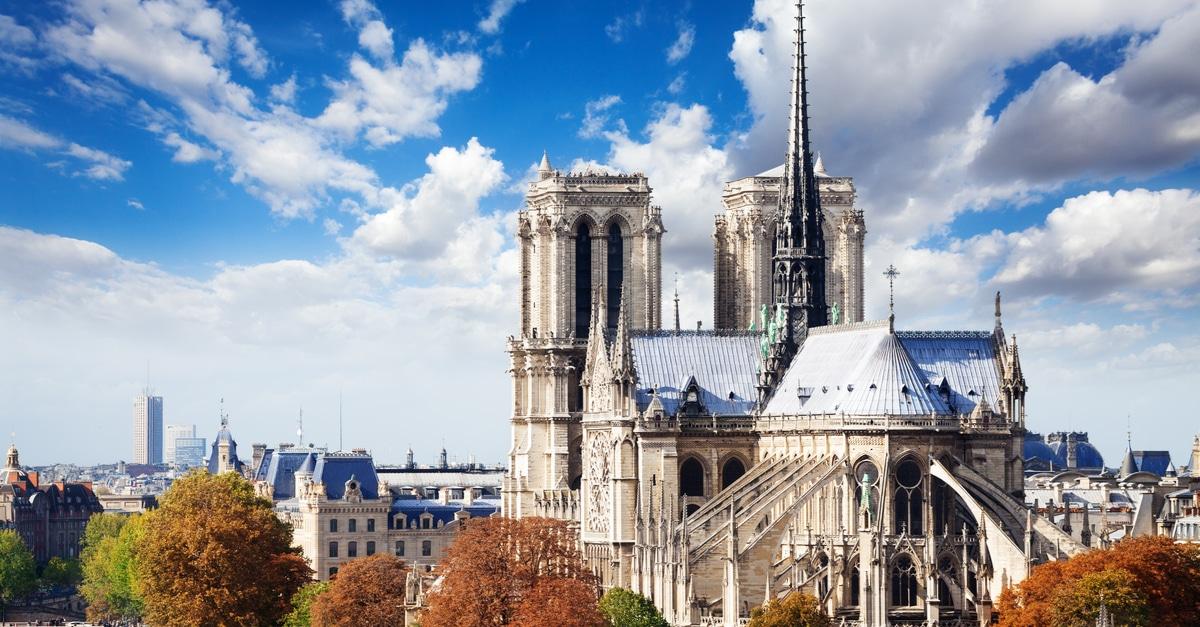Notre Dame de Paris histoire renovations