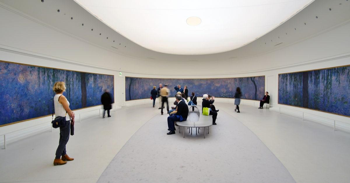 Nympheas Musee Paris