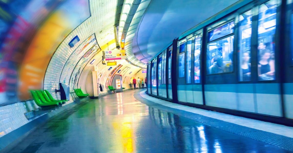 Paris metro ouverture nocturne