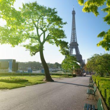 Paris printemps 1er mai