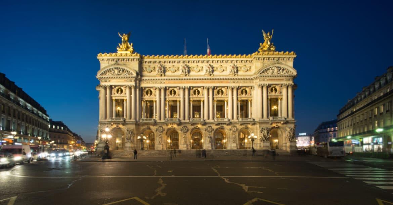 Tous a l'Opera Paris