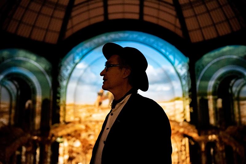 Wim Wenders Paris