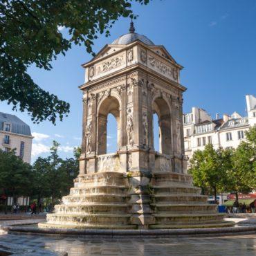 Fontaine des innocents travaux Paris petition patrimoine