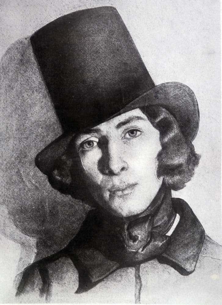George Sand Paris