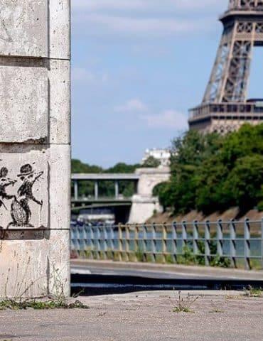 Banksy Paris expo