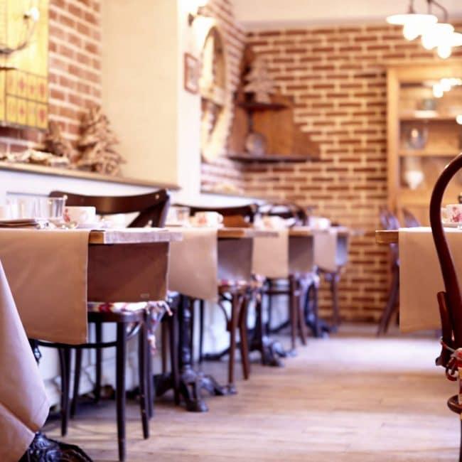 Cafe des artistes Etangs de Corot