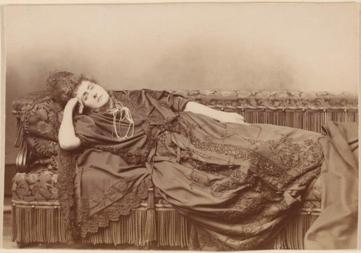 Comtesse de Castiglione vie
