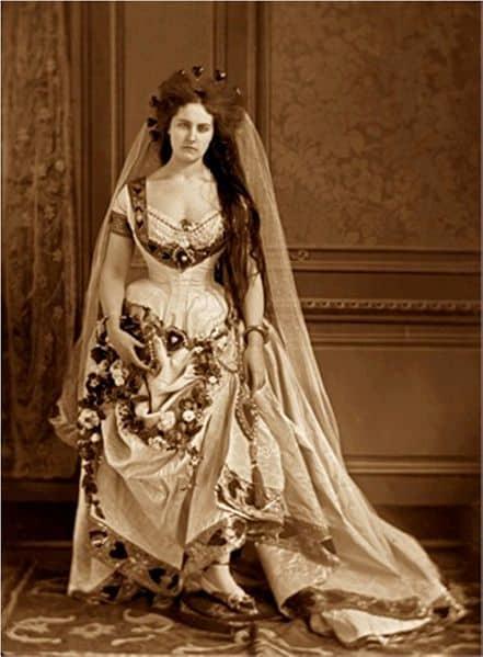 La dame de Coeur Paris
