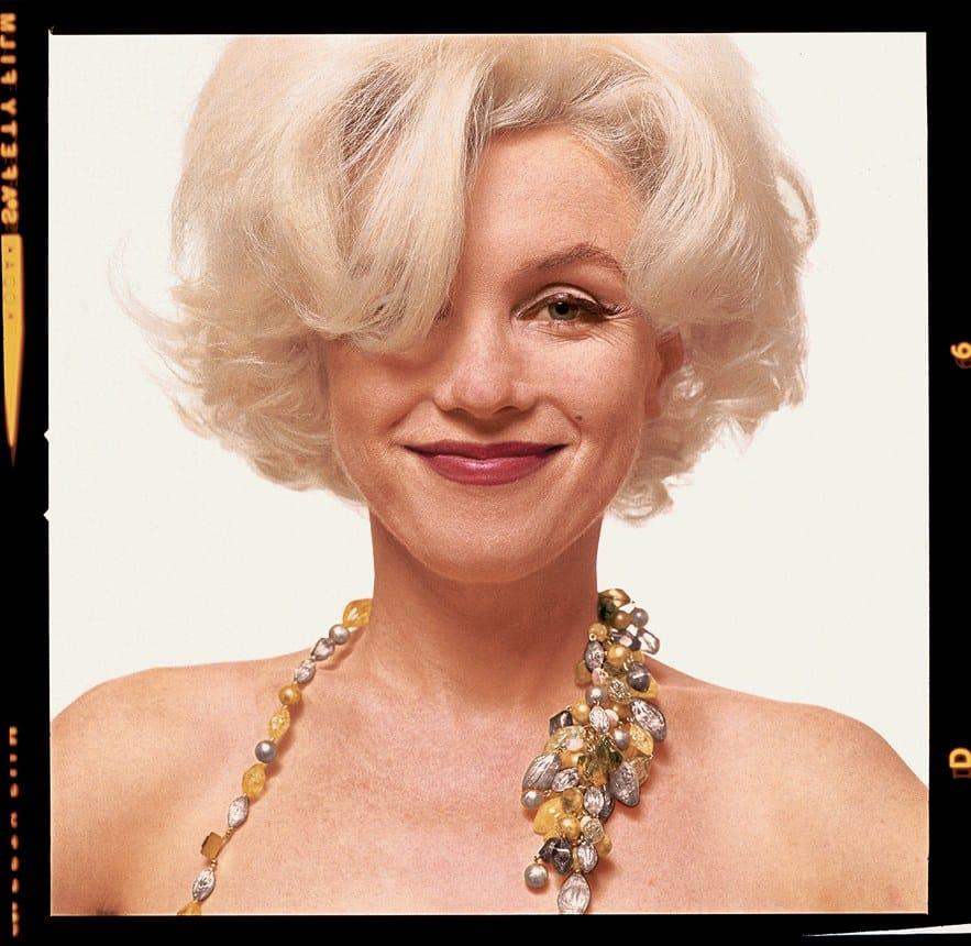 Marilyn Monroe Paris